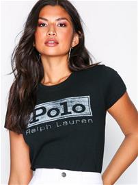 Polo Ralph Lauren Polo Short Sleeve Tee T-Paidat Black