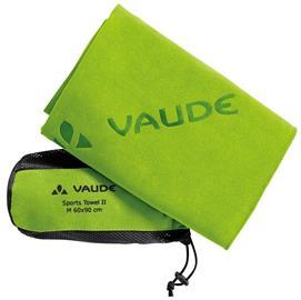 VAUDE Sports II Pyyhe L , vihreä