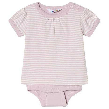 Mini Stripe T-shirt Baby body Rosa90 cm (1,5-2 v)