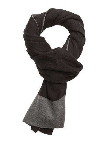BOSS GREEN Scarf-Ciny MEDIUM GREY