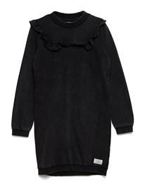 I dig denim Lu Dress BLACK WASHED