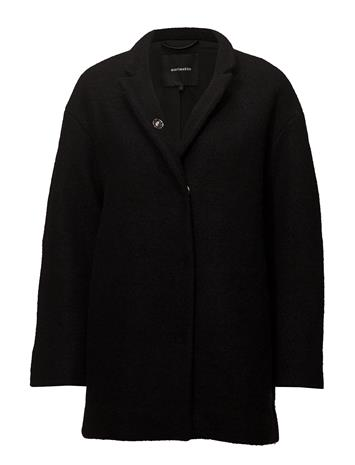 Marimekko Molla Coat BLACK