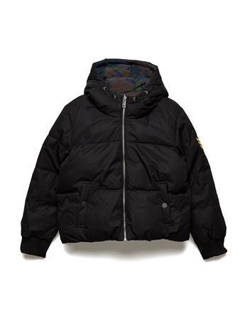 Zadig & Voltaire Reversible Puffer Jacket BLACK