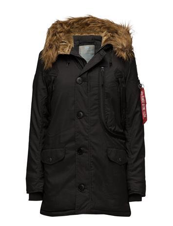 Alpha Industries Polar Jacket Wmn BLACK