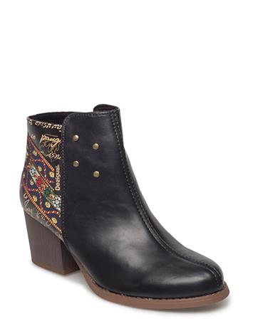 Desigual Shoes Shoes Country Exotic NEGRO