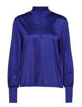 Vila Viseeba L/S T-Shirt CLEMATIS BLUE