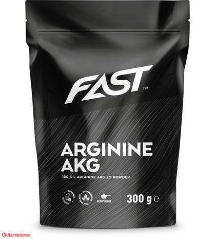Fast AKG Arginine 300 g arginiini