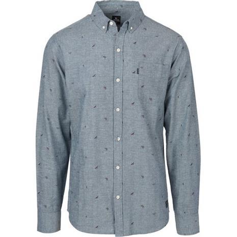 Rip Curl Choppy Long Sleeve Shirt