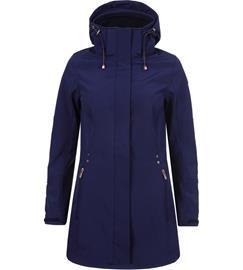 Luhta Britt D-mitoitettu naisten softshell takki