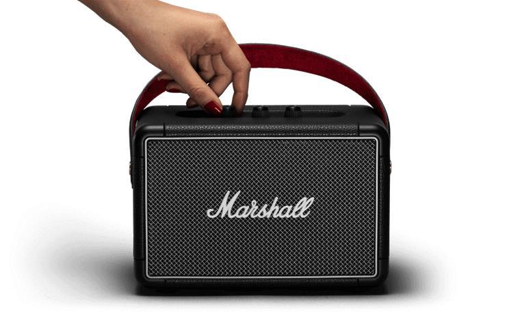 Marshall Kilburn II (2), Bluetooth-kaiutin