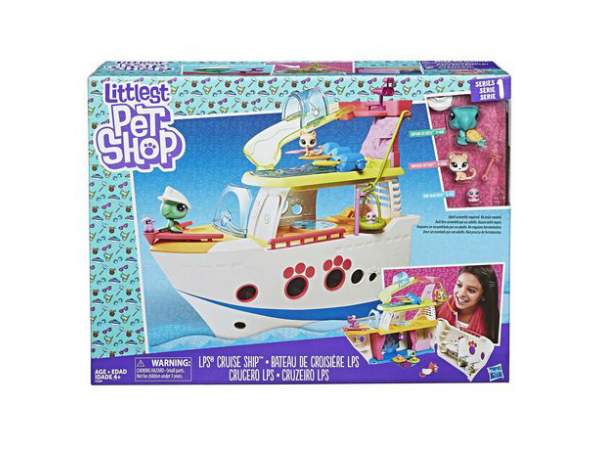 Littlest Pet Shop Risteilyalus
