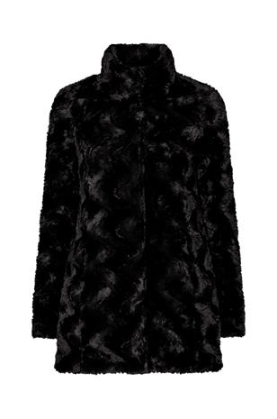 "Vero Moda"" ""VmCurl High Neck Faux Fur Jacket -tekoturkistakki"