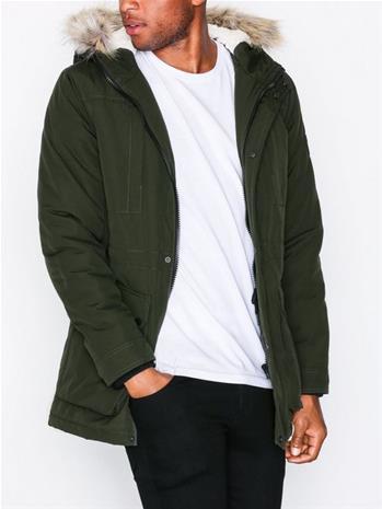Solid Steel Jacket Takit Rosin
