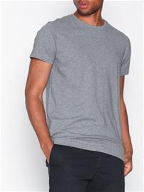 Gant The Original Ss T-Shirt T-paidat ja topit Dark Grey Melange