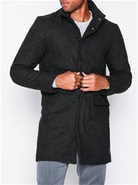 Tailored Originals Jacket - Giacomo Takit Dark Grey
