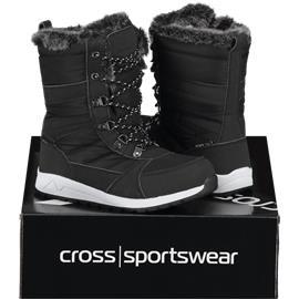 Cross Sportswear SO BERGEN II JR BLACK