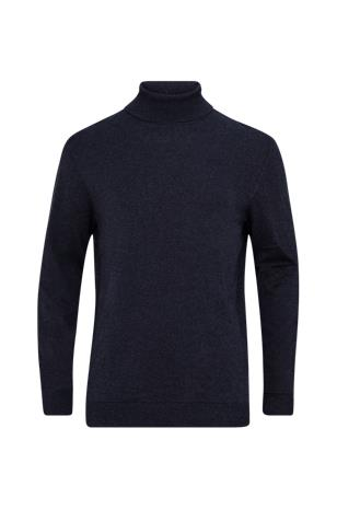 """Selected Homme"""" """"SlhTower Cot/Silk Roll Neck B Noos -poolopusero"""