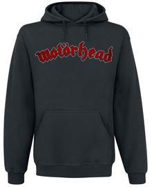 Motörhead Spade Warpig Huppari musta