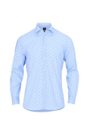 "Selected Homme"" ""slhSlimpen-Barth Shirt LS Dobby B N -kauluspaita"