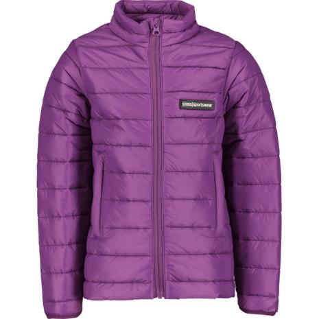 Cross Sportswear SO LIGHT JACKET JR DARK FUCHSIA