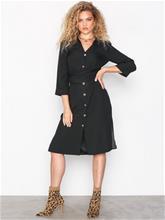 River Island Short Sleeve Dress Väljät mekot Black