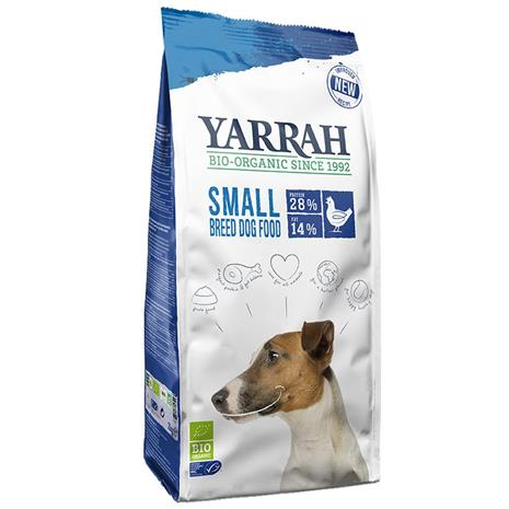 Yarrah Bio Small Breed Chicken - 2 x 5 kg