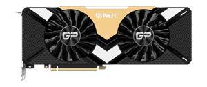 Palit GeForce RTX 2080 Ti GamingPro 11 GB, PCI-E, näytönohjain