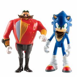Sonic The Hedgehog Sonic och Eggman