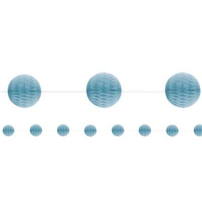 Girlang - Honeyvombs - Ljusblå