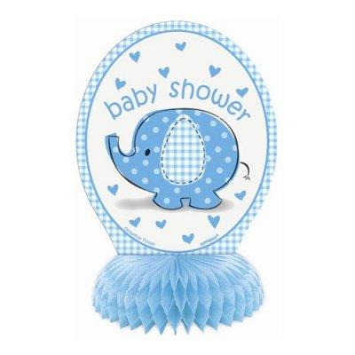 Bordsdekorationer - Umbrellaphants Blue