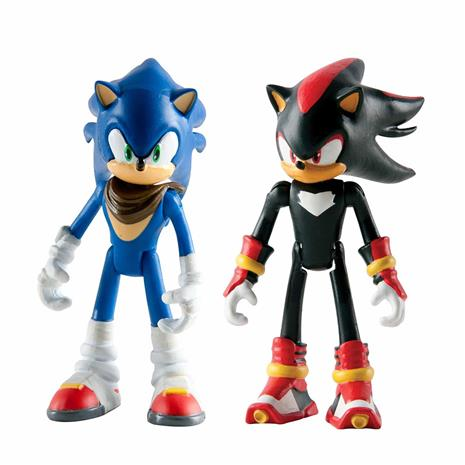 Sonic The Hedgehog Sonic och Shadow