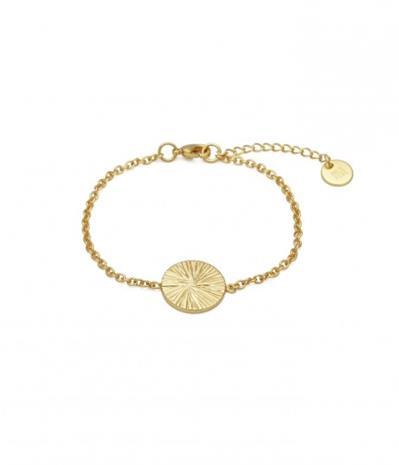 Bud to Rose Armband Belize guld