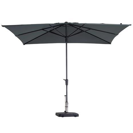 Madison Päivänvarjo Syros Luxe 280x280 cm Harmaa PAC7P014