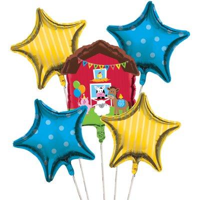 Balloon Bouquet - Farmhouse Fun