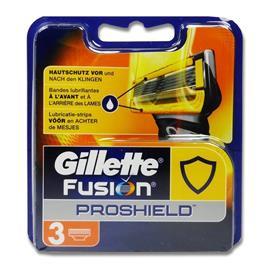 Gillette Fusion Proshield Partahöylän Terät 3-pakkaus