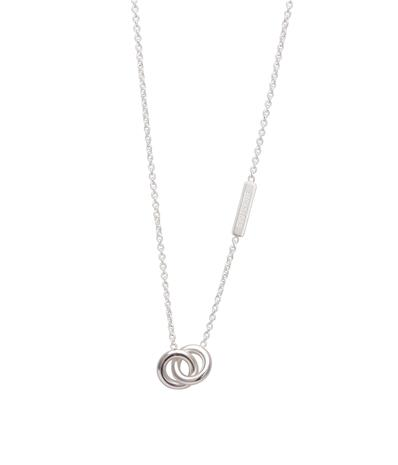 Bud to Rose Halsband Hitch silver 40 cm