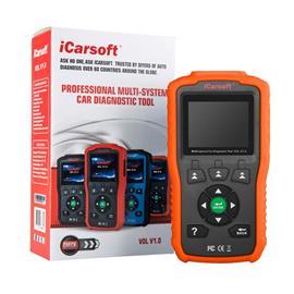 iCarsoft Vol V1.0, CarCareExterior