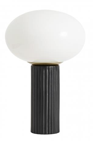 Bordslampa Opal glas, Koristeet