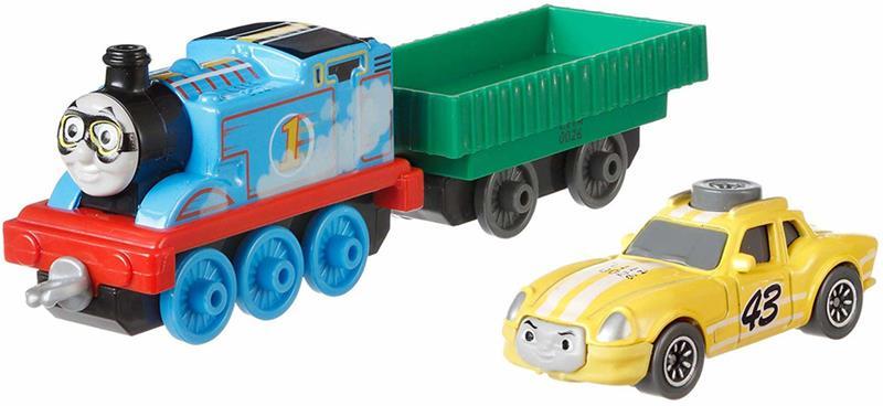 Thomas & Friends - Thomas Locomotive with Ace - Adventures