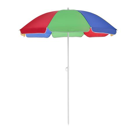 [casa.pro]® Auringonvarjo, värikäs, 140 cm x 164 cm