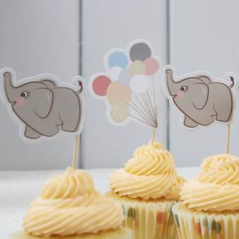 Cake Picks - Little One