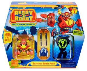 Ready2Robot, Battle Pack, Double Trouble