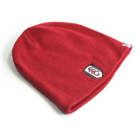 FULHAM BEANIE HAT RED