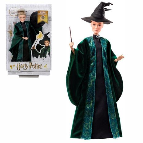 Minerva McGonagall - Chamber of Secrets - Docka - Harry Potter