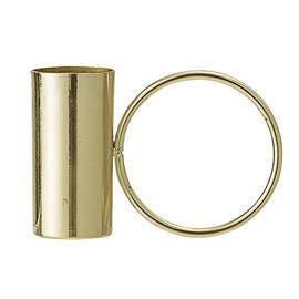 Ljusstake Metal Gold, CandleHolders