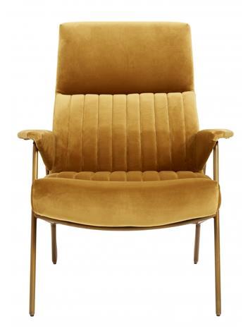 Fåtölj Ibex Velvet, Chairs