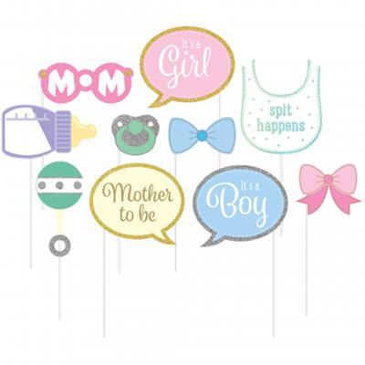 Photo Booth Babyshower