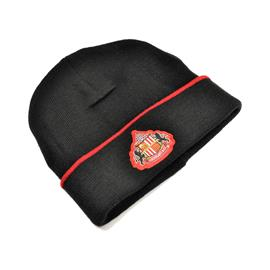SUNDERLAND AFC KNIT TURN UP HAT