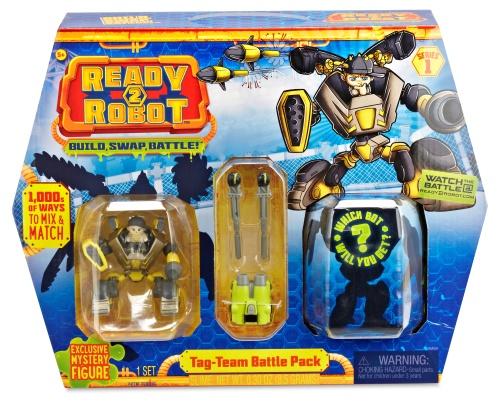 Ready2Robot, Battle Pack, Beat Down
