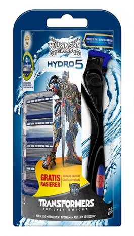 Wilkinson Sword Hydro 5 Partahöylä + 5 Partaterät